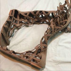 Sammson Steve Madden sandal